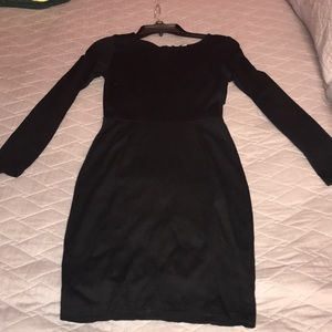 Bar III Black dress